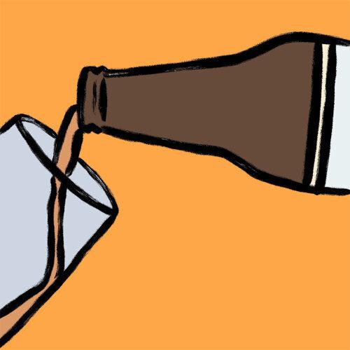 Beer and Parcel 맥주와 택배