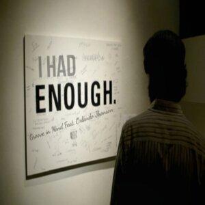 I Had Enough