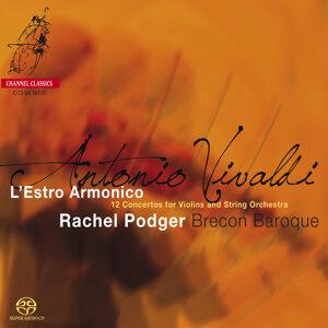 """Vivaldi: 12 Concertos, Op. 3 """"L'Estro Armonico"""""""