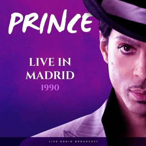Live in Madrid 1990 - Live
