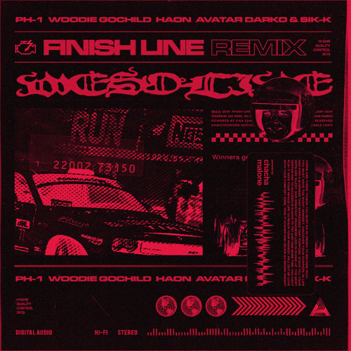 Finish Line (feat. pH-1, Woodie Gochild, HAON, Avatar Darko & Sik-K) [Remix]