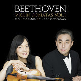 Beethoven: Violin Sonatas Vol.1