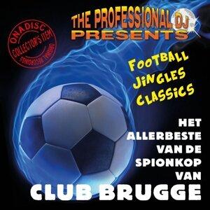 Het Allerbeste Van De Spionkop Van Club Brugge - Football Jingles & Classics