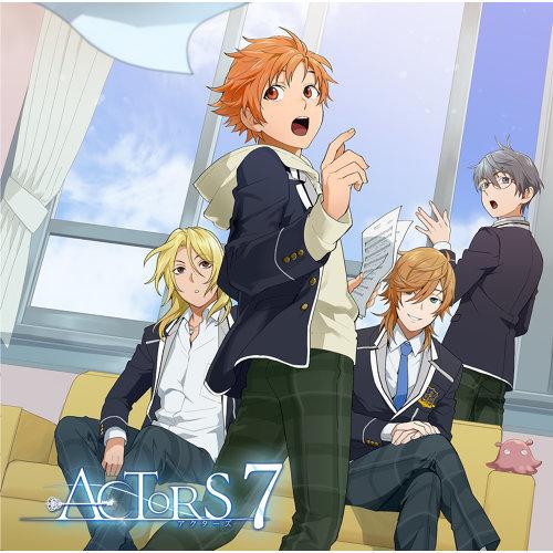 Exit Tunes Presents Actors7 (EXIT TUNES PRESENTS ACTORS7(初回盤))