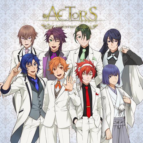 ACTORS 5th Anniversary Edition (ACTORS 5th Anniversary Edition)