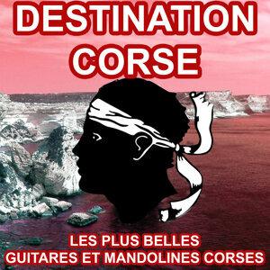 Destination Corse - Guitares et Mandolines Corses