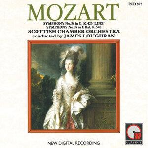 Mozart: Symphonies No. 36 & No. 39