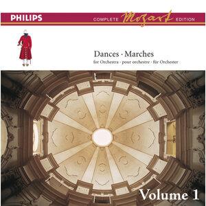 Mozart: The Dances & Marches, Vol.1 - Complete Mozart Edition