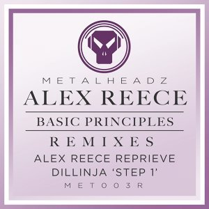 'Basic Principles (Alex Reece Reprieve) / Basic Principles (Dillinja 'Step 1') [2015 Remasters]