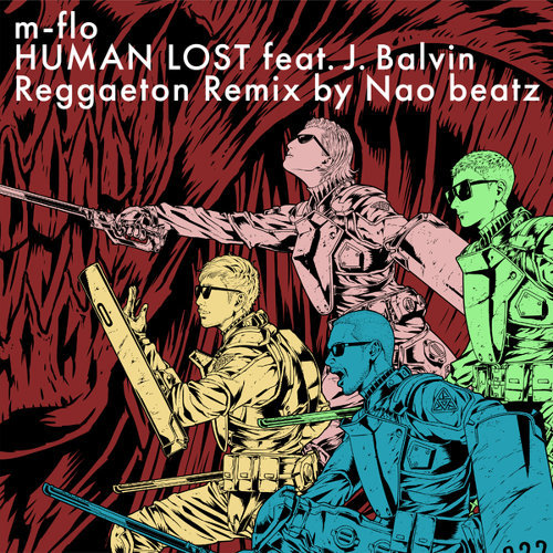HUMAN LOST feat. J. Balvin (Reggaeton Remix by Nao beatz)