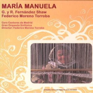Zarzuela: María Manuela