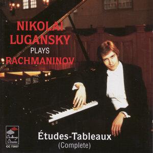 Rachmaninov: Nikolai Lugansky Plays / Études-Tableaux, Op. 33 & 39