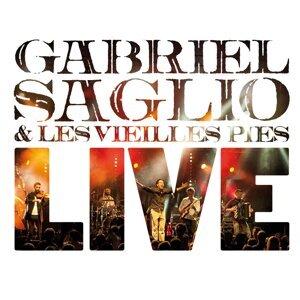 Gabriel Saglio & les vieilles pies - Live