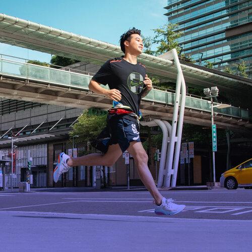 跟著高爾宣來場米拉松 (Run With OSN)
