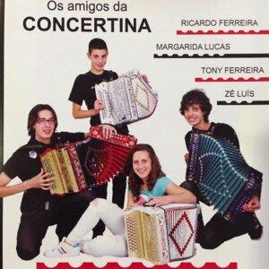 A Magia dos Dedos em Concertina