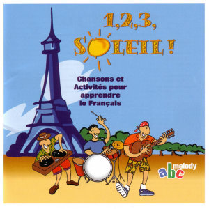 1,2,3 SOLEIL: Songs for learning French I