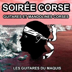 Soirée Corse - Guitares et Mandolines Corses