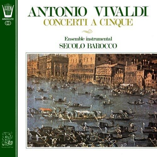 Quatre concerti a cinque pour flûte, hautbois, violon, basson et clavecin, Vol. 2