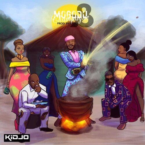 Mogodu and Champagne