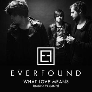What Love Means (Radio Version) - Radio Version