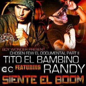 Siente El Boom (feat. Randy)