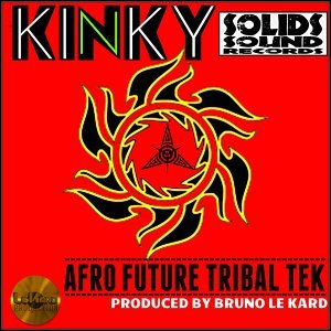 Afro Future Tribal Tek - Produced by Bruno Le Kard