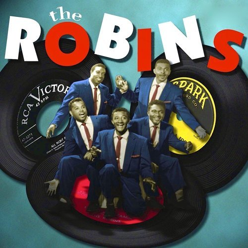 Johnny Otis Presents: The Robins! - Remastered