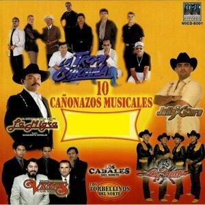 10 Canonazoz Musicales