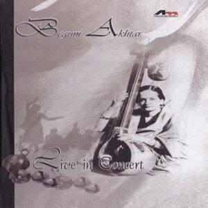 Begum Akhtar - Live