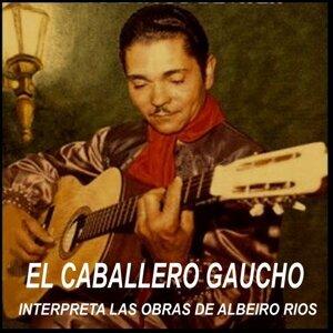 El Caballero Gaucho Interpreta las Obras de Albeiro Rios