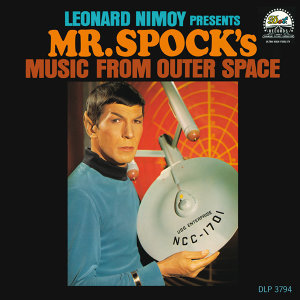 Presents Mr. Spock's Music From Outer Space
