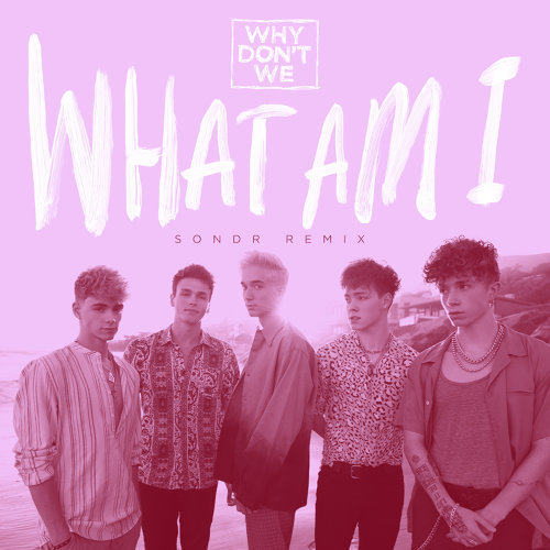 What Am I - SONDR Remix