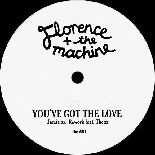 You've Got The Love - Jamie xx Rework