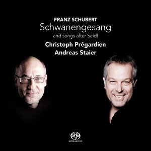 Schubert: Schwanengesang and songs after Seidl