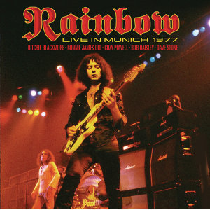 Live In Munich 1977 - Live From Munich Olympiahalle, Germany, October 20th/1977