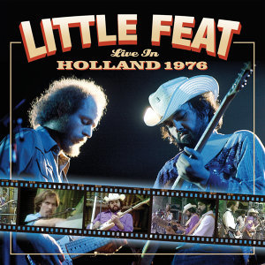 Live In Holland 1976 - Live