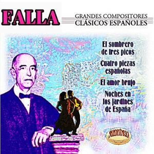 Falla, Grandes Compositores Clásicos Españoles