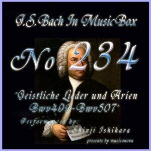 Bach in Musical Box 234 / Geistliche Lieder und Arien, BWV 499 - BWV 508