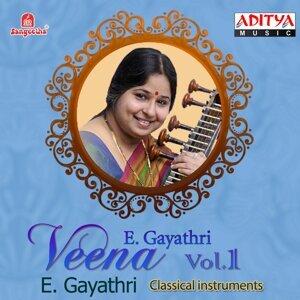 Veena - E. Gayathri, Vol. 1