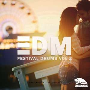 EDM Festival Drums, Vol. 2 - Tools