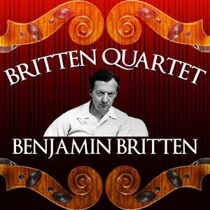 Britten Quartet: Benjamin Britten