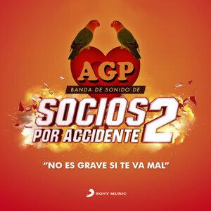 """No Es Grave Si Te Va Mal (Tema de la Película """"Socios por Accidente 2"""") - Tema de la Película """"Socios por Accidente 2"""""""