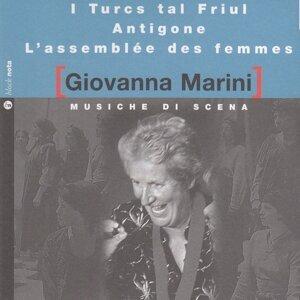 Musiche di scena: I turcs tal Friul di Pier Paolo Pasolini, Anigone di Sofocle e L'assembée des femmes di Aristofane