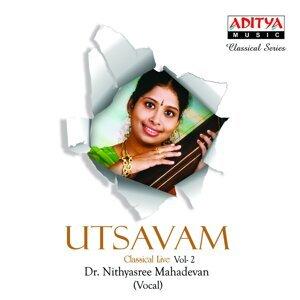 Utsavam, Vol. 2 - Live