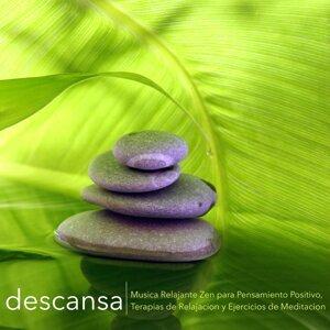 Descansa - Musica Relajante Zen para Pensamiento Positivo, Terapias de Relajacion y Ejercicios de Meditacion