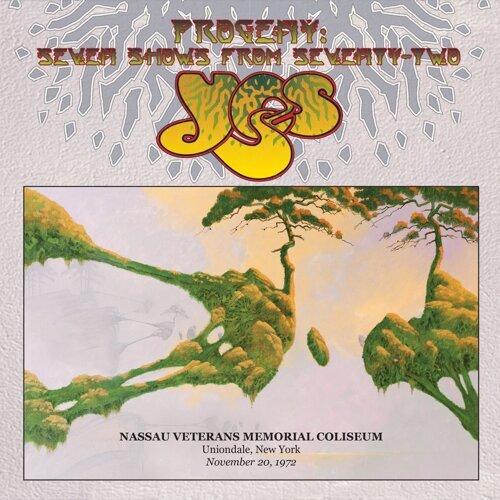 Live at Nassau Veterans Memorial Coliseum, Uniondale, New York, November 20, 1972