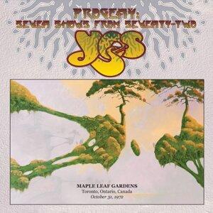 Live at Maple Leaf Gardens, Toronto, Ontario, Canada, October 31, 1972