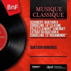 """Schubert: Quatuor à cordes No. 14 """"La jeune fille et la mort"""" & Menuet extrait du Quatuor à cordes No. 13 """"Rosamunde"""" - Mono Version"""