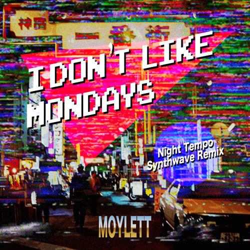 I Don't Like Mondays - Night Tempo Synthwave Remix
