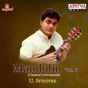 Mandolin U. Srinivas, Vol. 6